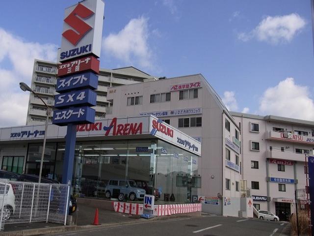 100円レンタカー三田フラワータウン店の画像3