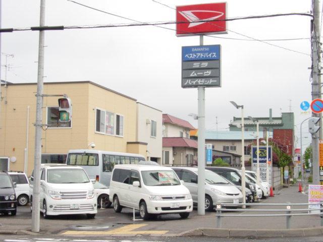 100円レンタカー室蘭店の画像1