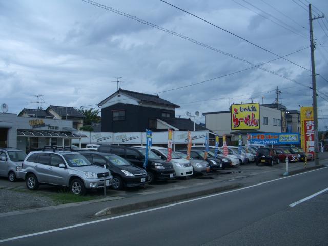 100円レンタカー山室店の画像1
