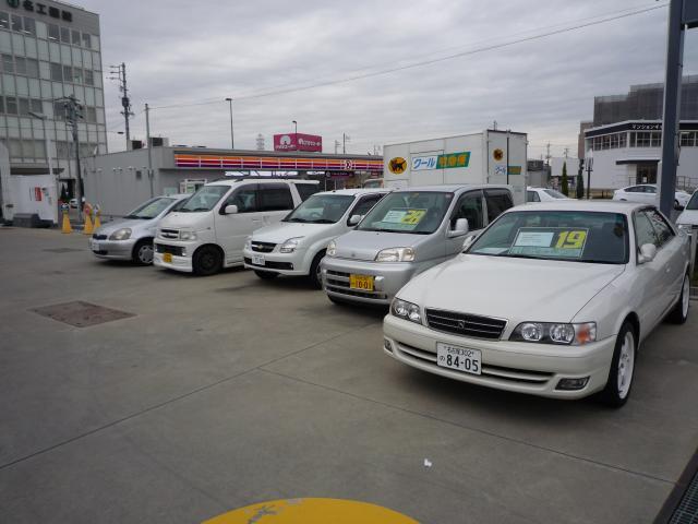 100円レンタカーセルフびわじま駅前SS店の画像2