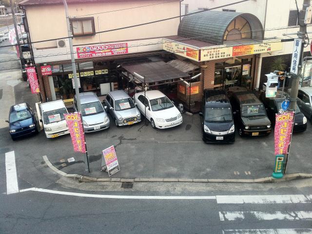 100円レンタカー大和郡山店の画像1