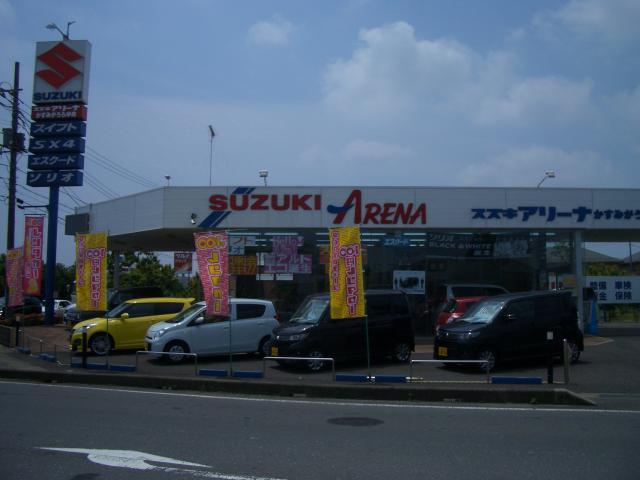 100円レンタカーかすみがうら店の画像1