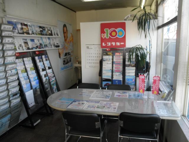 100円レンタカー野田梅郷駅前店の画像3