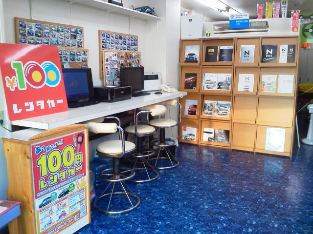 100円レンタカー羽田空港店の画像2