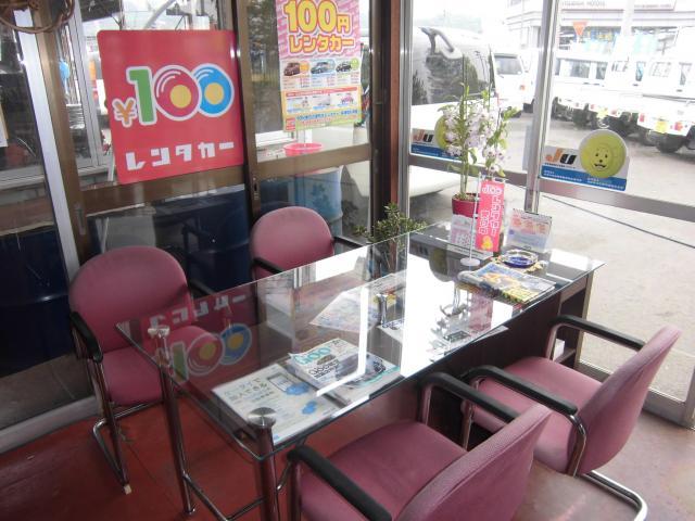 100円レンタカー大河原店の画像3