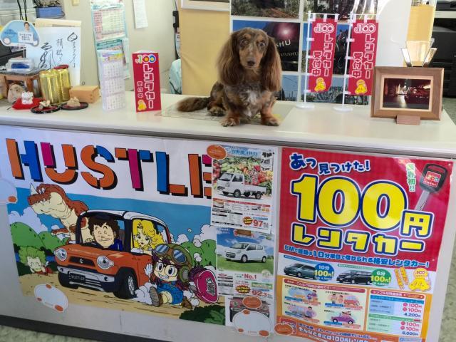 100円レンタカー都城店の画像3