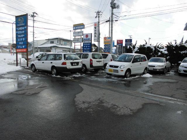 100円レンタカー米沢川井店の画像3