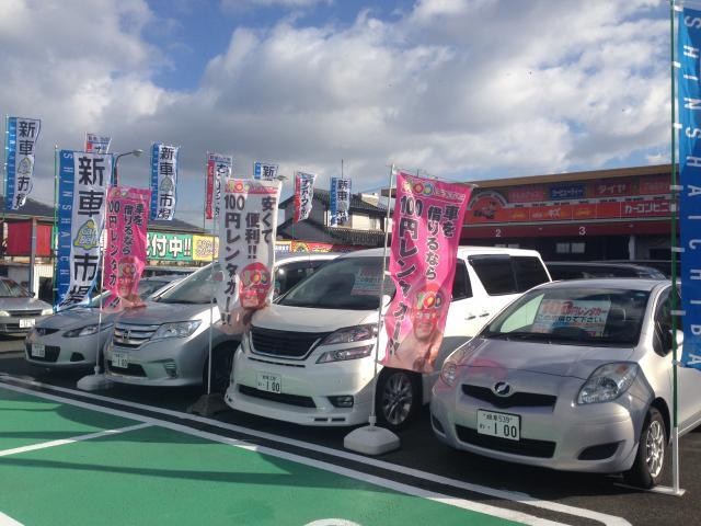 100円レンタカー大垣北店の画像2