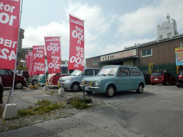 100円レンタカー沖縄西原店の画像2