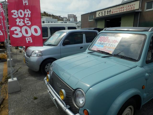 100円レンタカー沖縄西原店の画像3