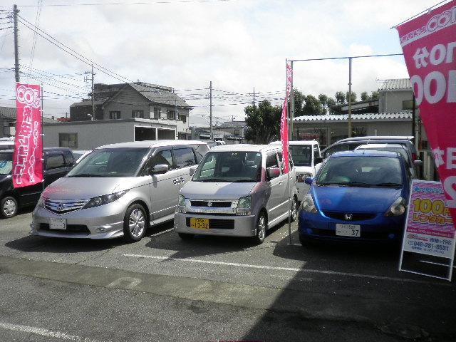 100円レンタカー南鳩ヶ谷店の画像2