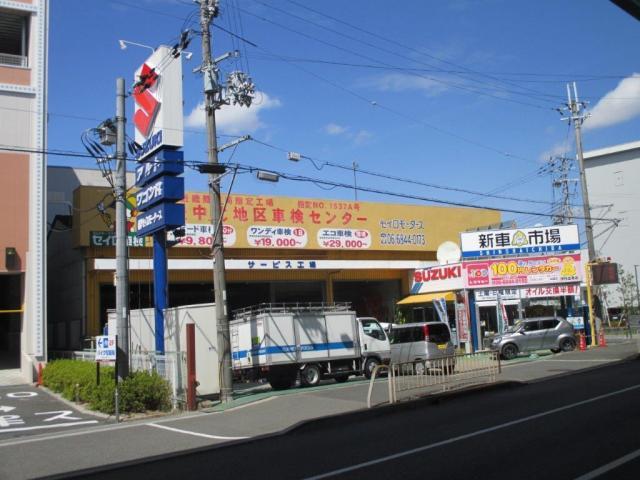 100円レンタカー豊中曽根岡町店の画像1