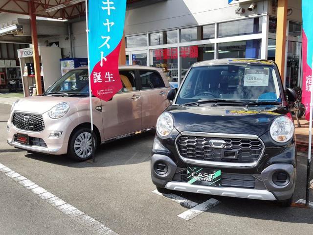 100円レンタカー佐賀中央店の画像3