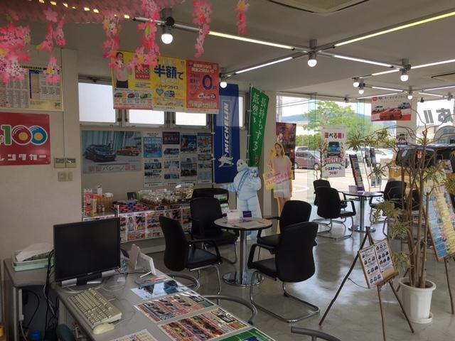 100円レンタカー福井西店の画像2