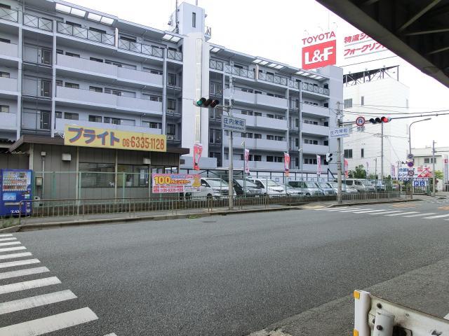 100円レンタカー豊中庄内店の画像2