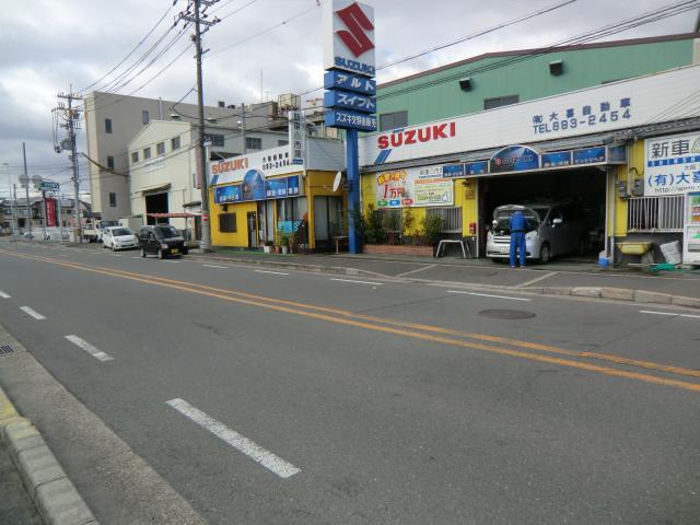 100円レンタカー交野店の画像1
