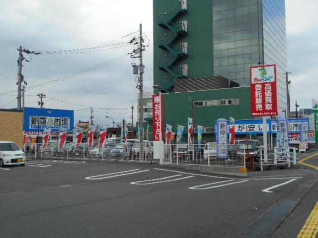 100円レンタカー富山掛尾店の画像2