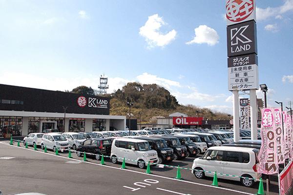 100円レンタカー松山久米店の画像3