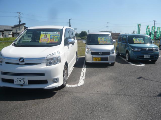 100円レンタカー神栖知手店の画像2