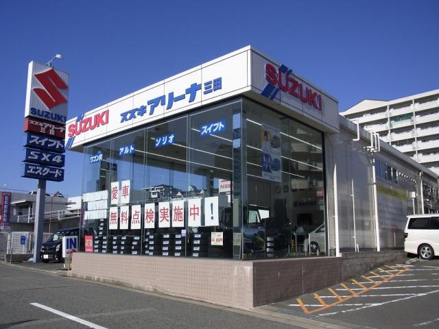 100円レンタカー三田フラワータウン店の画像1