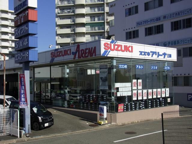 100円レンタカー三田フラワータウン店の画像2