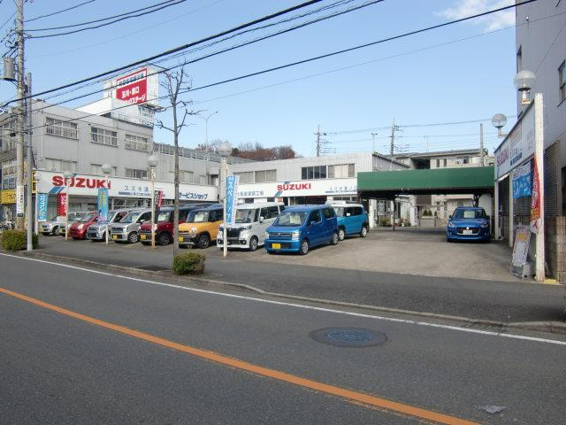 100円レンタカー溝ノ口店の画像3