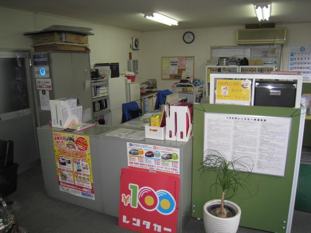 100円レンタカー西広島店の画像3