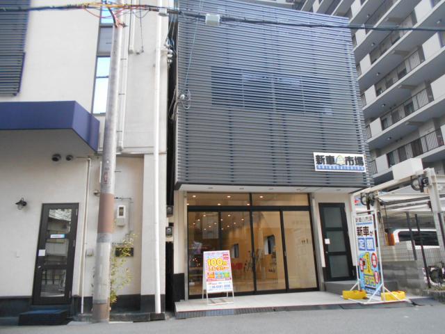 100円レンタカー大阪ドームシティ店の画像1