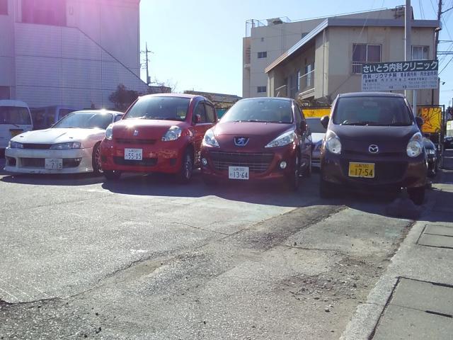 100円レンタカー甲府高畑店の画像3