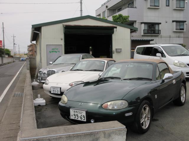 100円レンタカー伊勢崎連取店の画像2