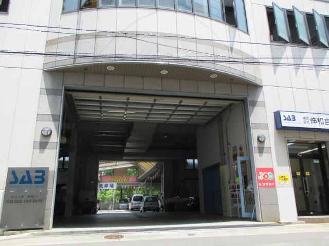 100円レンタカー広島東店の画像2