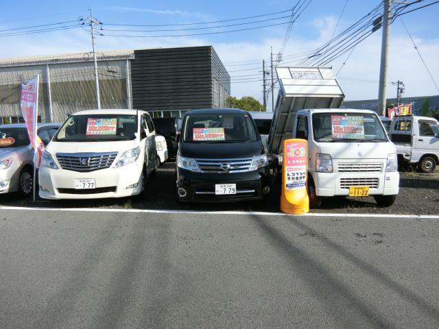 100円レンタカー出雲長浜店の画像3