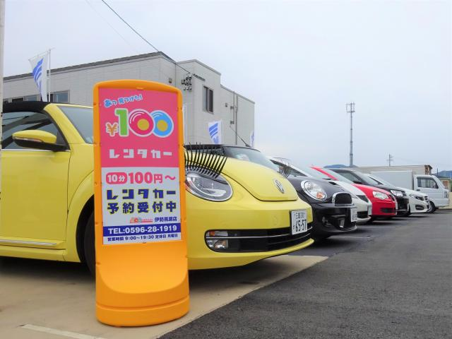 100円レンタカー伊勢黒瀬店の画像3