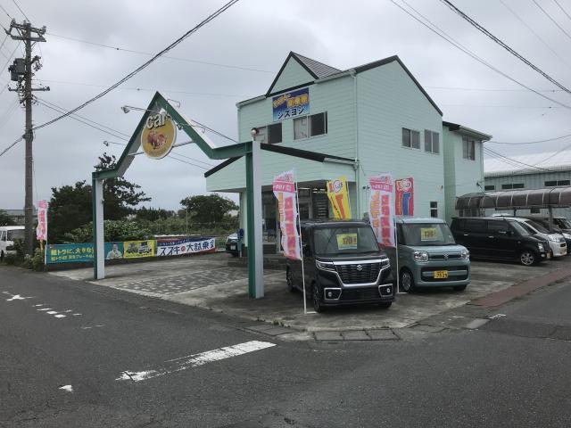 100円レンタカー牧之原静波店の画像1