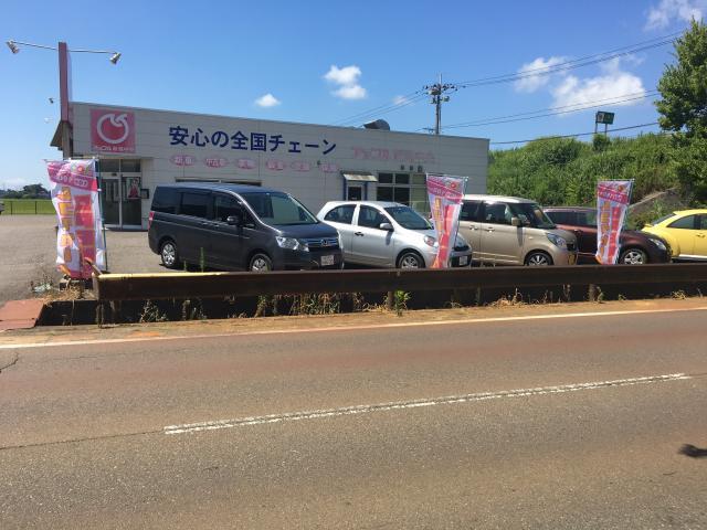 100円レンタカー燕三条駅前店の画像3