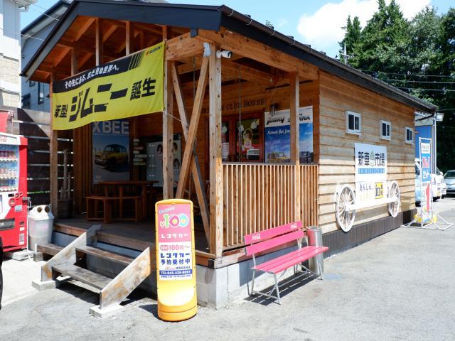 100円レンタカー横浜弥生台店の画像1