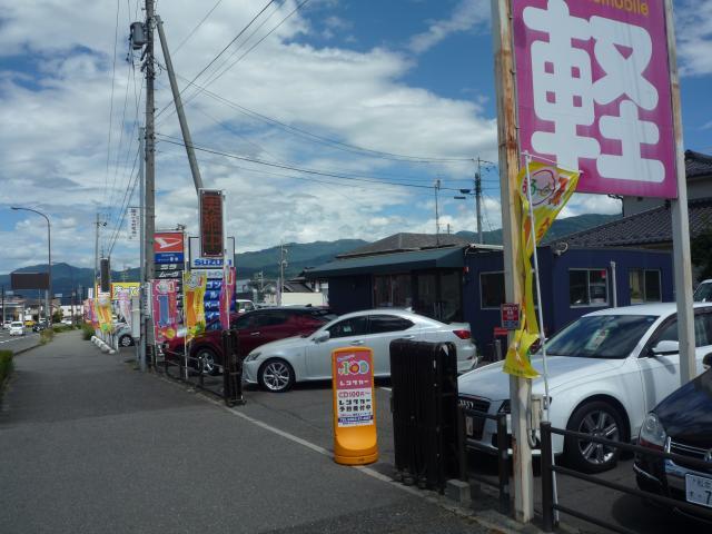 100円レンタカー塩尻北インター店の画像2