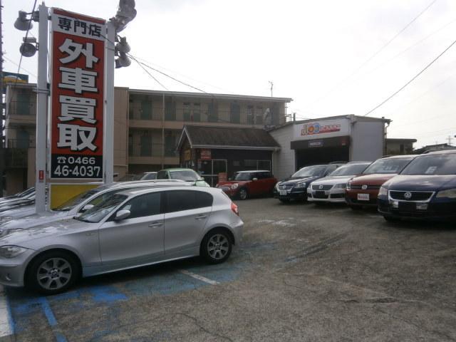100円レンタカー藤沢高倉店の画像2