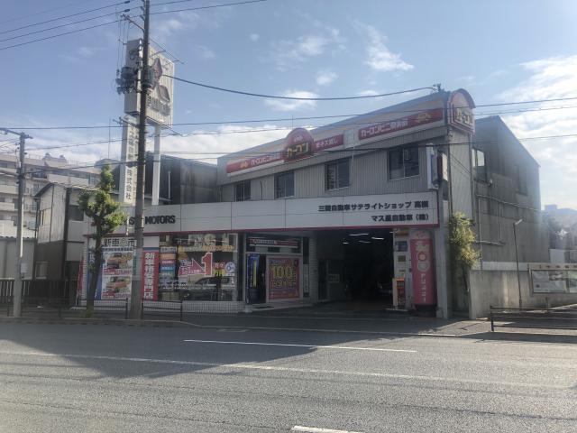 100円レンタカー大阪高槻店の画像1