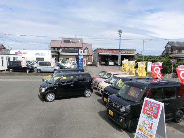 100円レンタカー磐田豊田店の画像1
