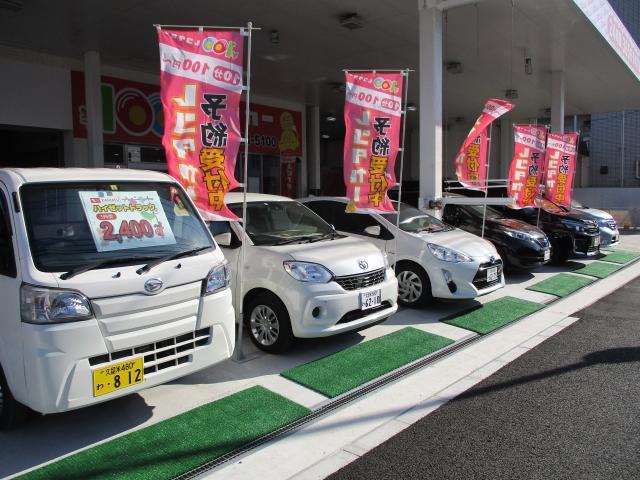 100円レンタカー久留米合川店の画像2