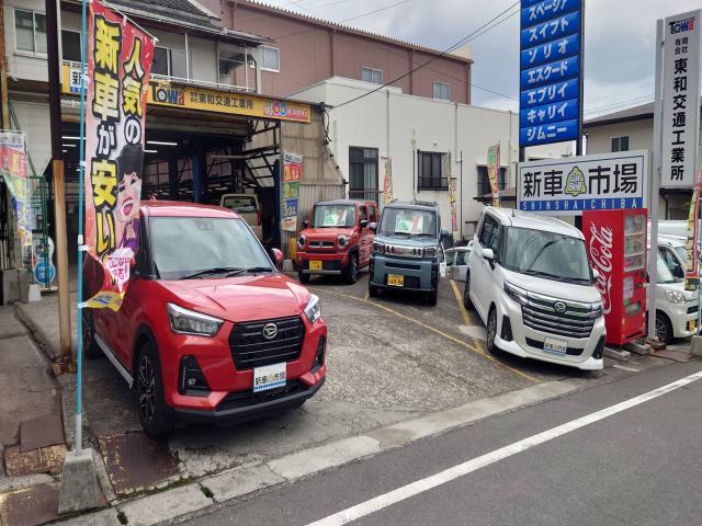 100円レンタカー別府石垣店の画像2