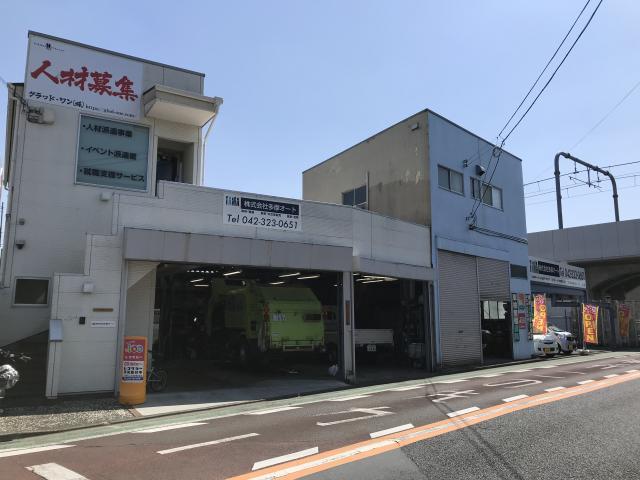 100円レンタカー小金井貫井北店の画像1