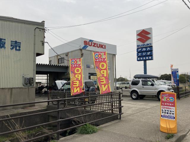 100円レンタカー金沢みなと店の画像2