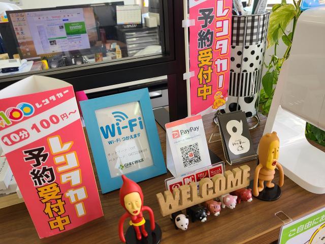 100円レンタカー観音寺店の画像3