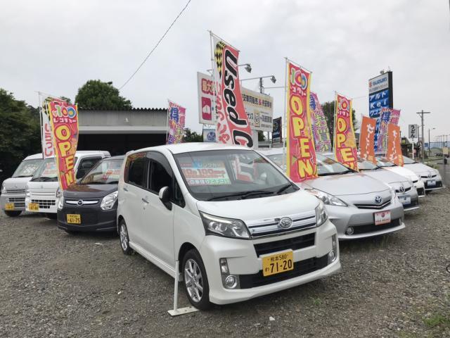 100円レンタカー熊本国体道路店の画像1