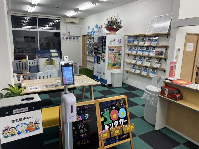 100円レンタカー北岡崎駅前店の画像2