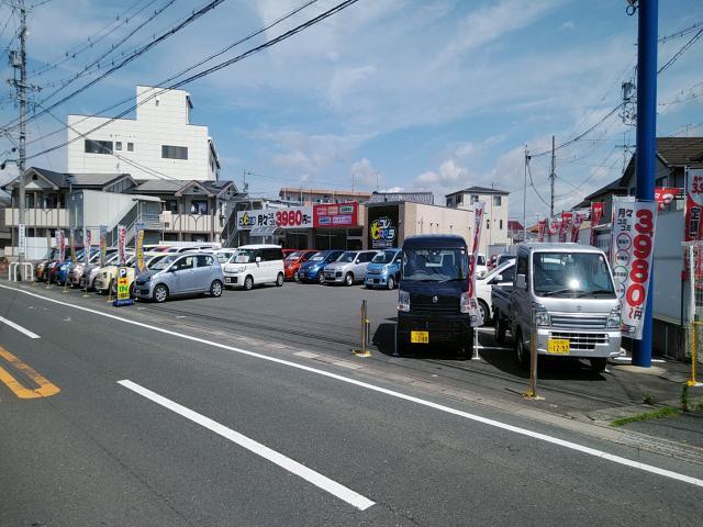 100円レンタカー浜松葵西店の画像1