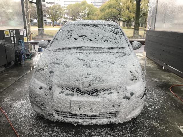 場 屋根 付き 洗車